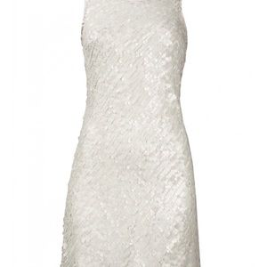 Donna Ricco fully sequined dress. Size 8